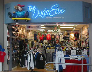 Dogs Ear store in Langley